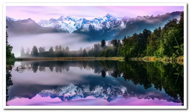 6122270-mountains-lake-matheson-forest-cool-new-zealand-fun-nature